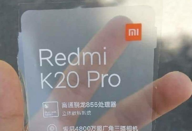 Xiaomi Redmi K20 to feature 4,000mAh battery and record 960fps super slow-motion videos